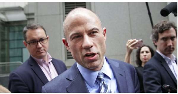 'Someone's salty'! Michael Avenatti's talking major smacking about 2020 Dem field and we're here for it