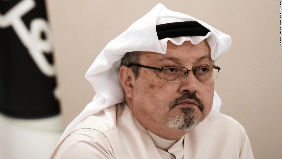 How a hacked phone might have led awesomes to Khashoggi