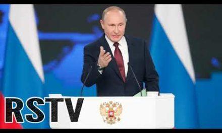BOMBAZO: Putin Amenaza adversary Invadir Estados Unidos si introducen Misiles Nucleares en Europa.