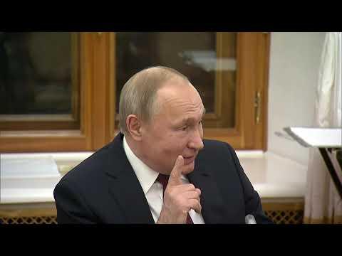 Vladimir Putin Russian media Kremlin, Moscow
