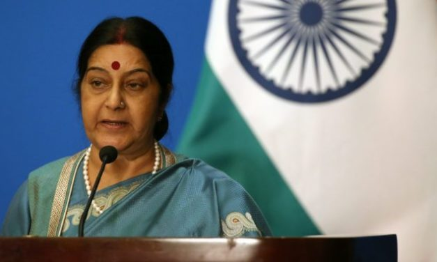 Sushma most likely to hold critical reciprocal are following Chinese Foreign Minister following week – Daily Excelsior