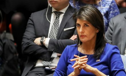 White House Throws Nikki Haley Under the Bus as New Russia Sanctions Are Put on Hold