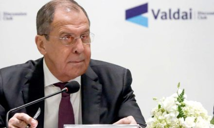 Lavrov concerns Washington's press to patch with each other uncertain' Arab NATO' bloc – TASS