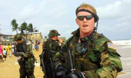 Ex- SEAL that claims he discharged last container Laden shot calls Trump's army ceremony 'third-world b ——-'