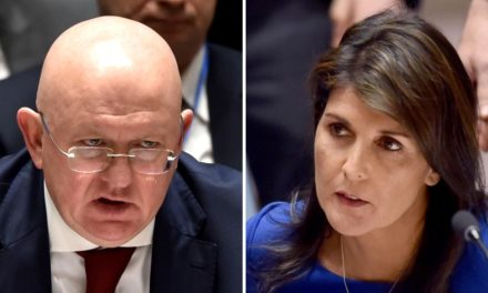 Haley says US 'locked and loaded, ' prepared to maintain pressure on Syria