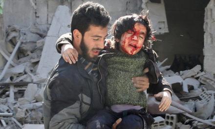 Syria's Eastern Ghouta Bombed Again Before U.N. Ceasefire Vote