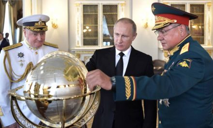 Despite assents, Putin is drawing the globe back to Russia