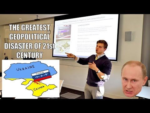 Crimea Annexation As a Failure of International Law|How Putin Has Played The West (2019)