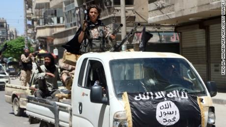 Syria's al-Nusracuts and also rebrands connections with al Qaeda