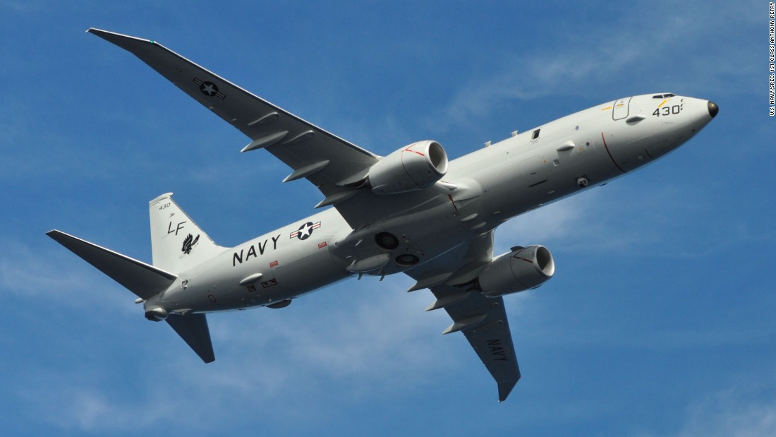 Russian plane builds 'harmful' obstruct people Navy airplane