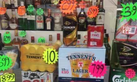 Supreme court backs minimal alcohol price