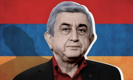 A Bloodless Uprising in Armenia Just Forced the President to Resign: Will New Peaceful Revolutions Follow?