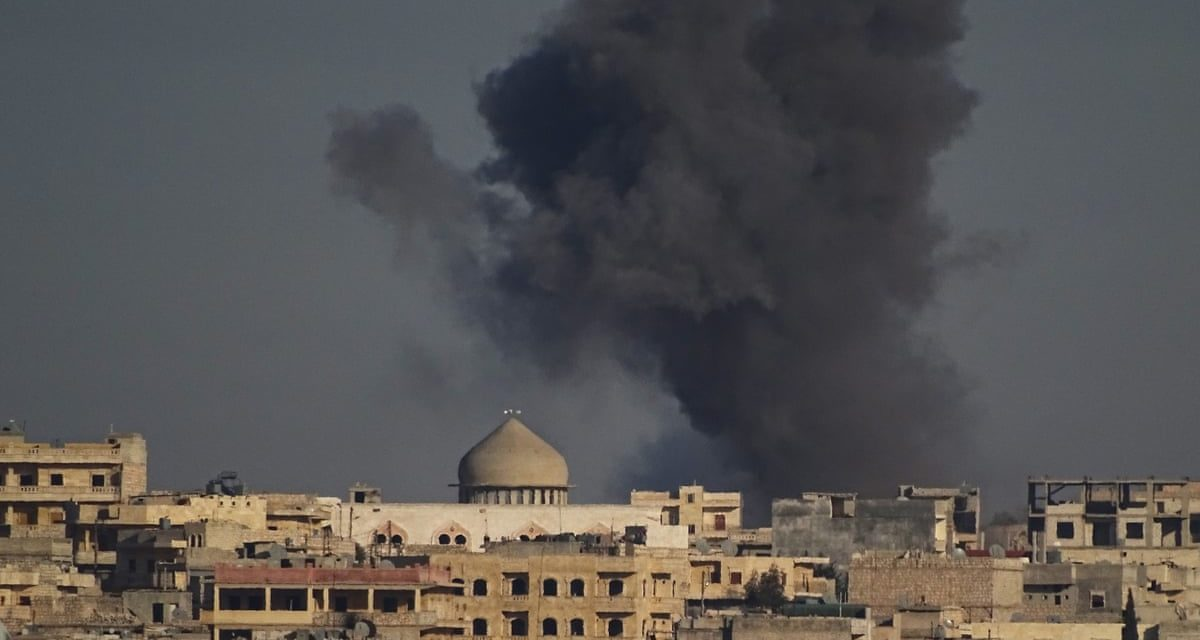 State Department states Russia's insurance claims people air campaign in Aleppo are 'incorrect'
