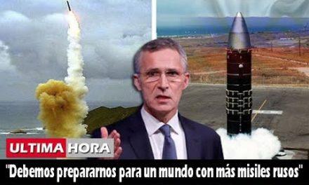 ULTIMA HORA: La OTAN advierte sobre los aircrafts de Putin