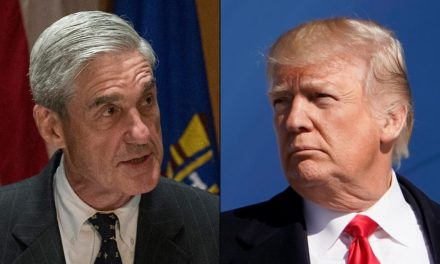Trump rails versus Mueller in Sunday tweetstorm
