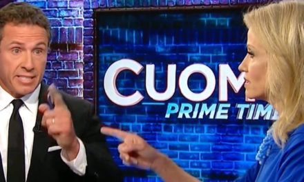 Chris Cuomo Tells Off Kellyanne Conway Over Trump's Lies: 'GoTo Fox For That'