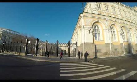 Kremlin Museum in Moscow