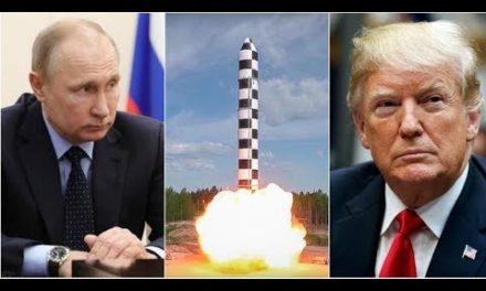 EU deja tratado de misiles … y Putin aprueba construir uno supersónico