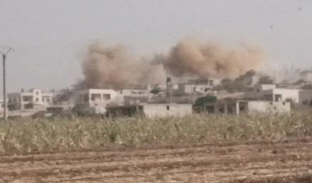 Reports: Syrian pressures go against ISIS siege on armed forces airport terminal