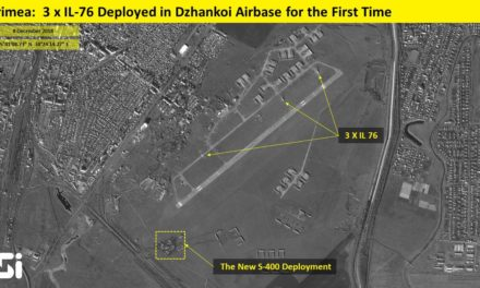 Russia structure up pressures near Crimea amidst stress with Ukraine, spacecraft images disclose