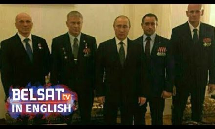 Search or replica? Belarus KGB after pro-KremlinWagner team/ ENG belows