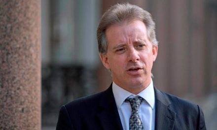 Defamation situation versus Christopher Steele denied