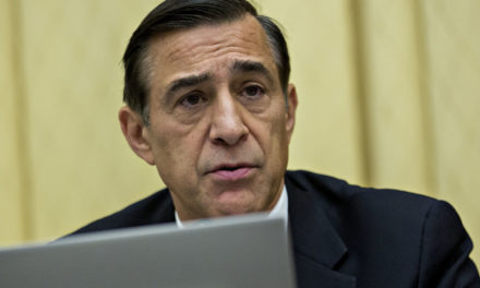Rep. Darrell Issa Indicates Trump-RussiaInquiry Needs Special Prosecutor, Not Jeff Conferences