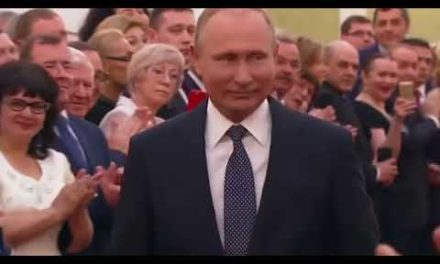 Best Moments of Vladimir putin2018