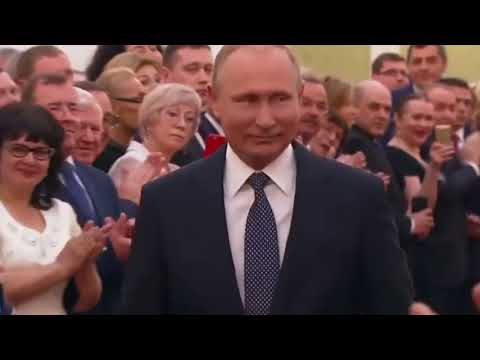 Best Moments of Vladimir putin2018