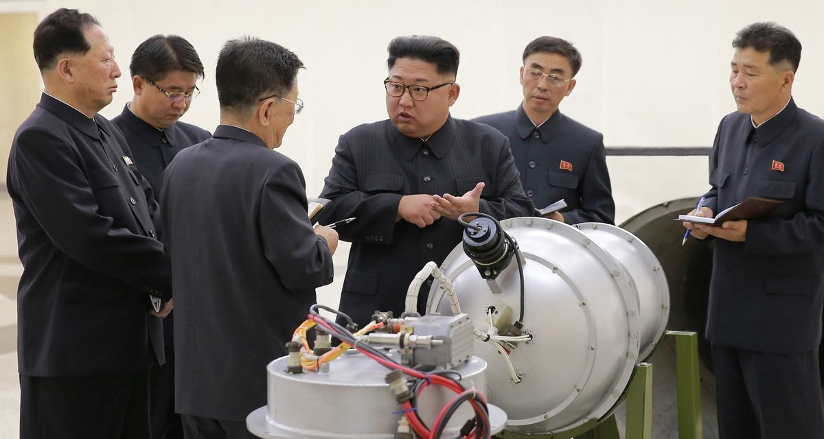 North Korea 2-Three Years From Missile That Could Hit aristocratic.S ., Russia Says