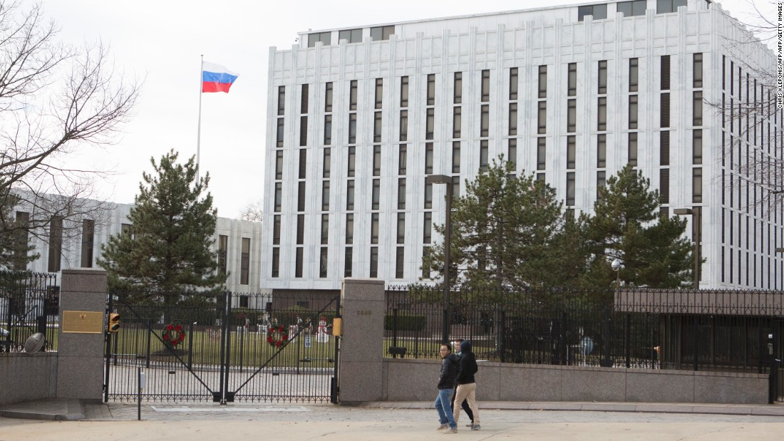 Bill would certainly call DC road exterior Russian Embassy for slaughtered Putin objector