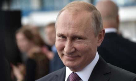Another great day for Putin as turmoil grasps United States and also UK