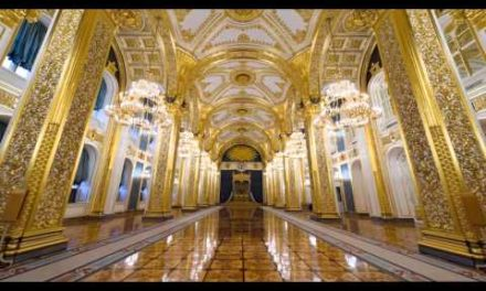 Kremlin – Russia (HD1080p)