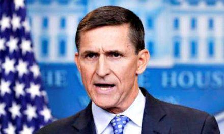 Flynn in speak with indicate in Trump-Russiaprobe if ensured of resistance