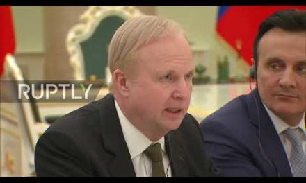 Russia: Putin holds assembly added to UK trade neighborhood