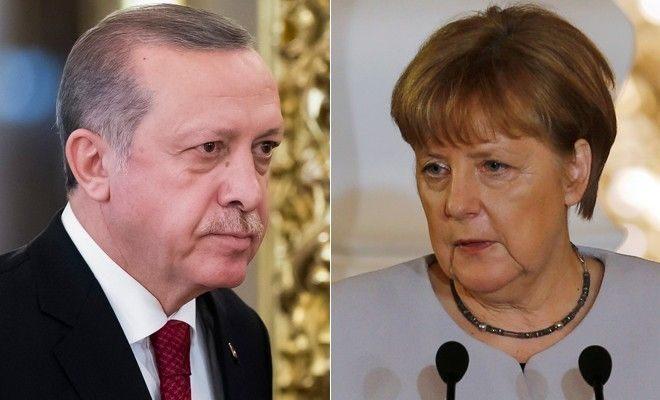 Turkey's 'Nazi' accusations attract Germany's displeasure