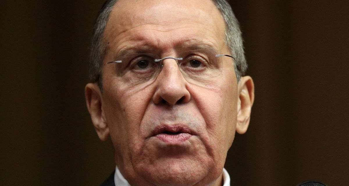 West covering up their crimes committed during bombing of Yugoslavia, says Lavrov – TASS