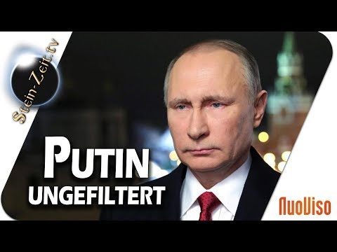 Putin ungefiltert – Thomas Röper bei SteinZeit