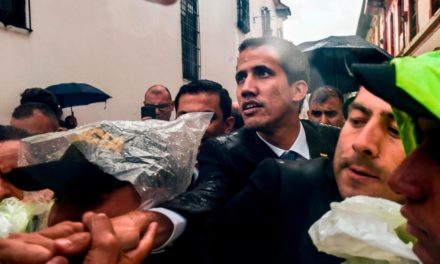 Tensions install in Venezuela as Guaido looks for go back to nation