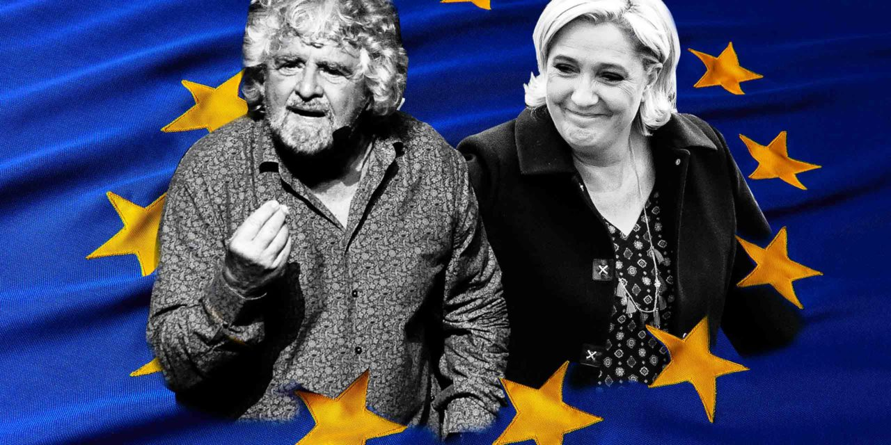 The Rise and also Fall of Europes F ** k-OffPolitics
