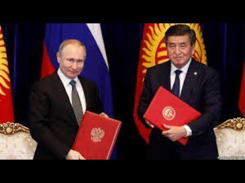 Kyrgyzstan: 'Kyrgyzstanis a tactical companion as well as reputable ally of Russia' – Putin