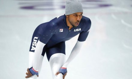 Team USA skater misses Olympics opener after shedding flagbearer coin throw