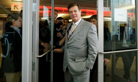 Report: Manafort Flight Records Show Frequent Moscow Trips