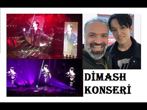 Dimash Usa Tour 2019