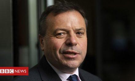 Arron Banks company 'has no address'