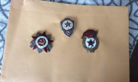 My excellent grandpas soviet medals from WWll.