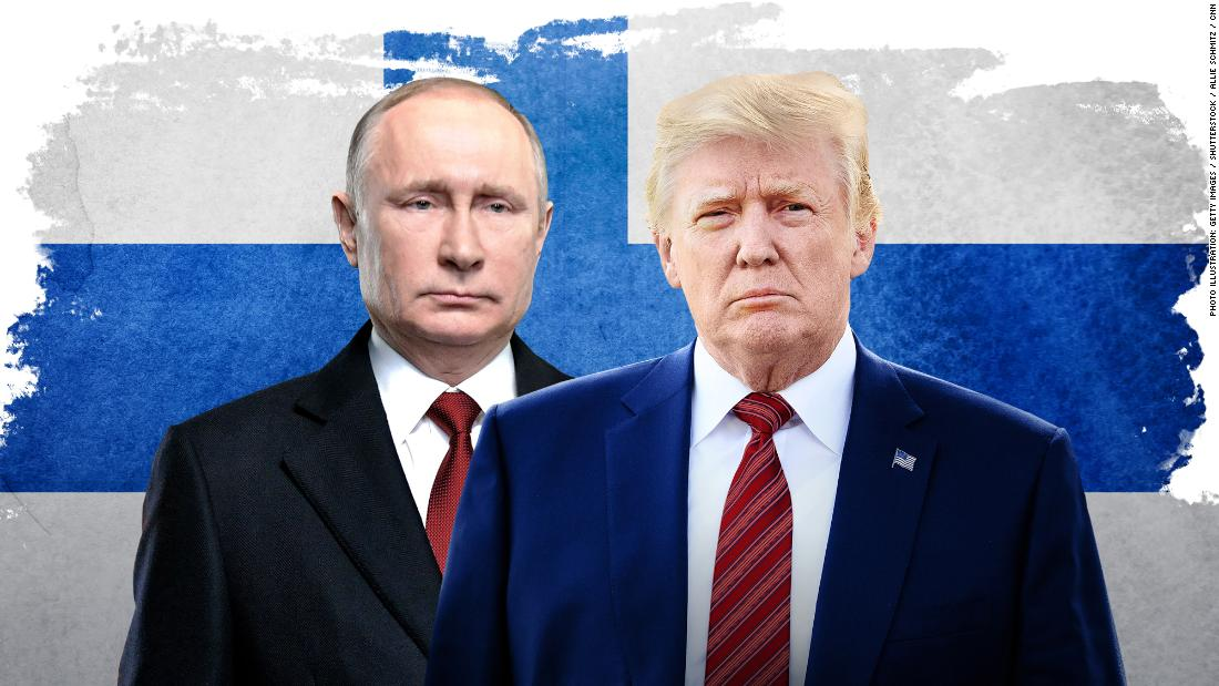 How will Trump take care of Putin in Helsinki?