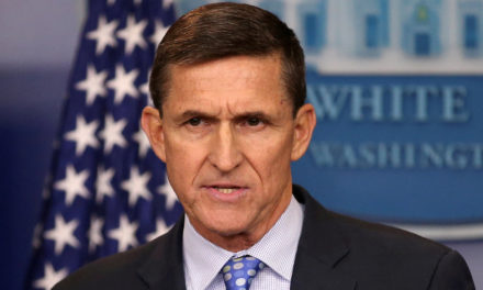In White House, Flynn Pitched Nuclear Plan From Company He  would certainly Advised: Reports