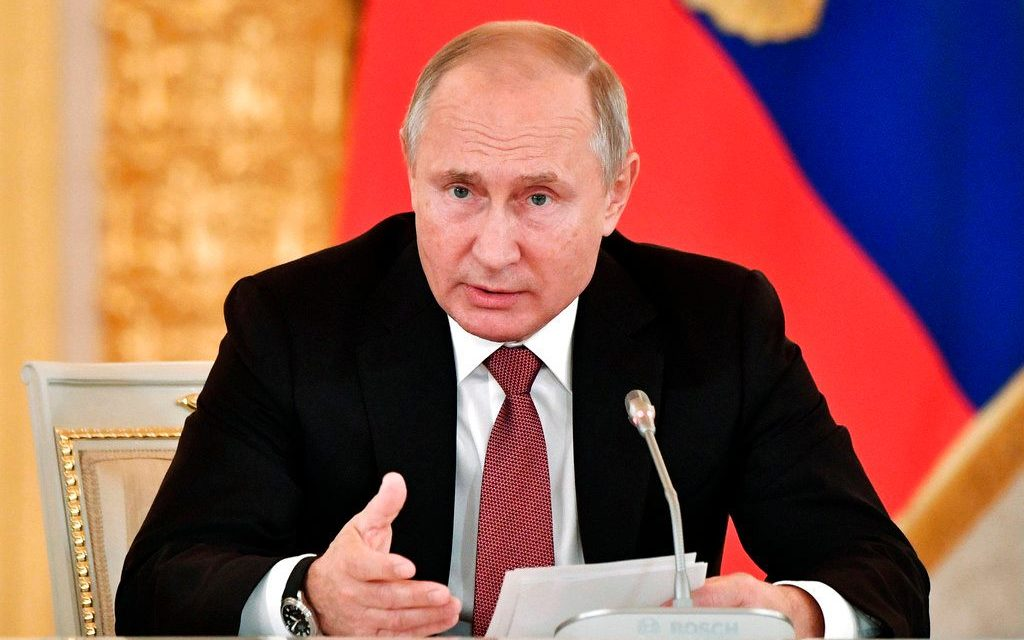 Trump-Putinconference at G-2 0 Summit is a run, Kremlin main verifies: record