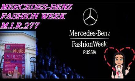 BLOG SITE|MERCEDES-BENZ FASHION WEEK|KREMLIN M.I.R.277|MOSCOW|RUSSIA|2019